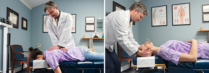 Chiropractor Colchester CT Aaron Casey